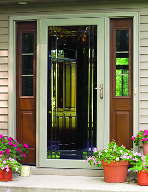Storms Doors Sales And Installation Badgerland Windows